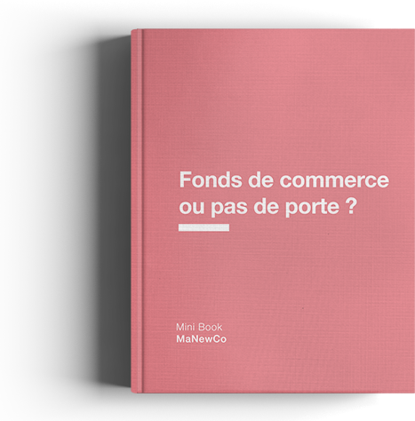 book fond de commerce                                 ou pas de porte